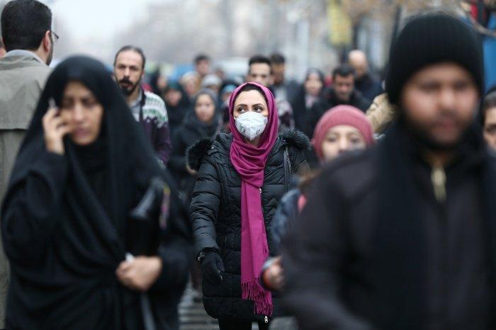В Иране зафиксировано 55743 случая заражения коронавирусом.
