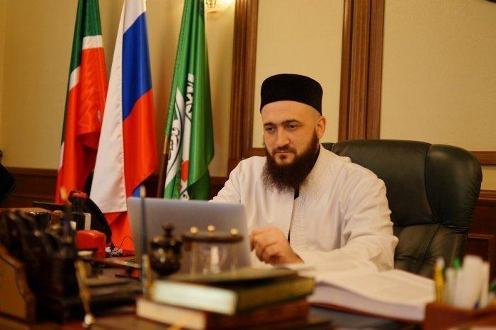 Выйти на связь с муфтием можно будет по адресу dumrt-kazan.