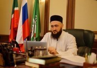 Муфтий Татарстана провел Skype-прием граждан