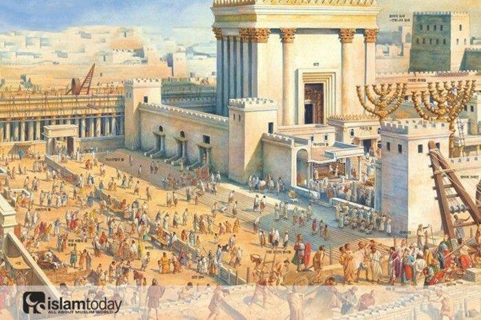 Где находился Храм Соломона? (Источник фото: yandex.ru)