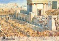 Эсхатология. Часть 3: Где находился Храм Соломона?