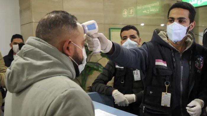 В Египте действуют особые меры в связи с коронавирусом.
