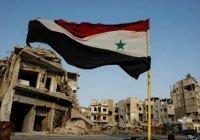 Сирия призвала Евросоюз снять санкции