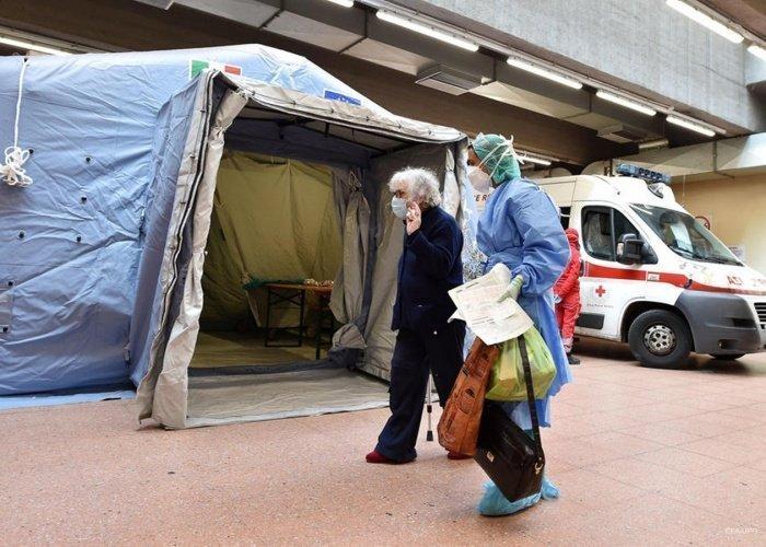 Италия стала одной из наиболее пострадавших от коронавируса стран.