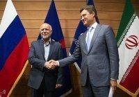 Россия и Иран обсудили стабилизацию на нефтяных рынках