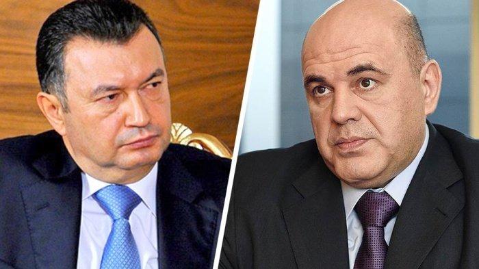 Главы правительств России и Таджикистана провели переговоры.
