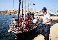 Италия закрыла порты для судов, спасающих мигрантов