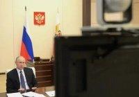 Путин: медики в условиях коронавируса будут получать дополнительные выплаты
