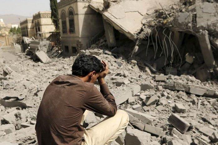 Гуманитарный кризис в Йемене продолжается с 2014 года.