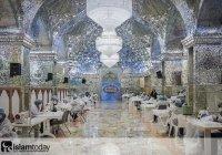 Как коронавирус превращает мечети в цехи для изготовления масок (ФОТО)