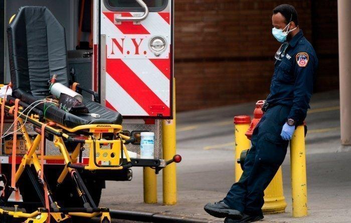 В Нью-Йорке выявлено более 139 тысяч случаев заражения коронавирусом.