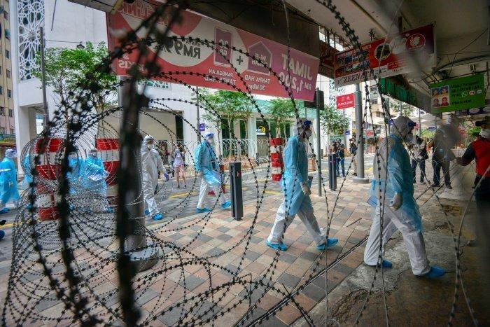 Малайзия прервала международное авиасообщение в связи с коронавирусом.