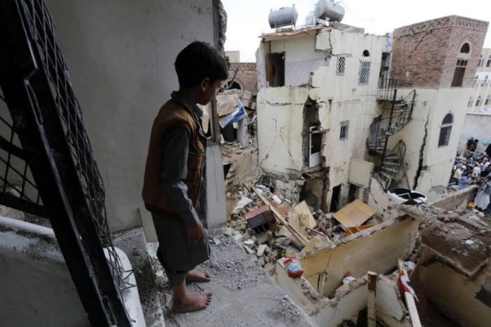 Первый случай заражения коронавирусом в Йемене.