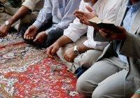 В Чечне отменили коллективные молитвы