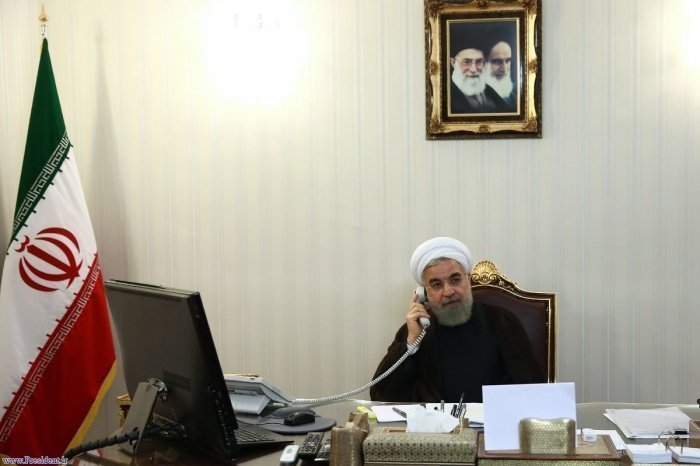 Хасан Роухани оценил ситуацию с коронавирусом в Иране.