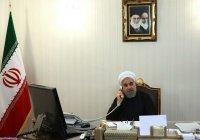 Роухани: Иран справляется с коронавирусом лучше Запада