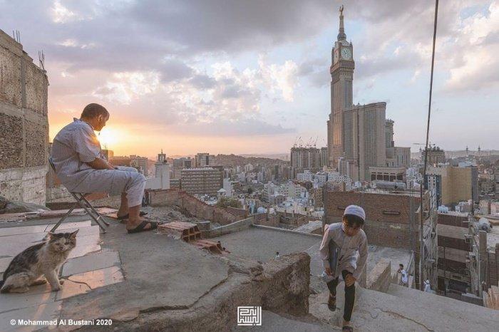 Фотограф: Мухаммад аль-Бустани