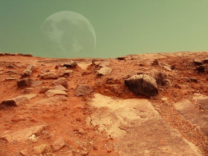По словам ученого, убежища можно строить с применением естественных укрытий, которых много из-за разнообразного марсианского рельефа