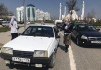 Жителям Чечни запретили выходить из дома по воскресеньям