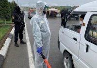 В Узбекистане число заразившихся коронавирусом перевалило за тысячу
