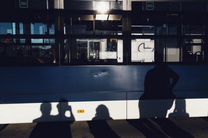 В настоящее время транспортные компании ужесточили контроль за чистотой автобусов