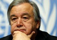 Генсек ООН раскритиковал решение США о прекращении финансирования ВОЗ