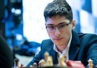 16-летний иранец обыграл действующего чемпиона мира по шахматам