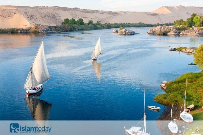 Река Нил. (Источник фото: yandex.ru)