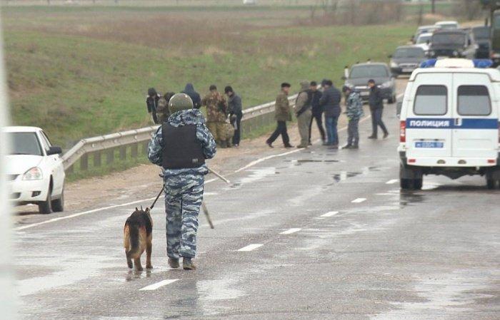 Правоохранители Дагестана нейтрализовали стрелявшего по ним мужчину.
