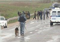 В Дагестане ликвидирован предполагаемый террорист