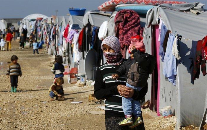 Беженцы наиболее уязвимы для коронавирусной инфекции.