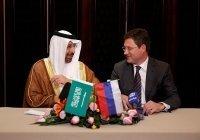 Министры энергетики России и Саудовской Аравии провели телефонные переговоры