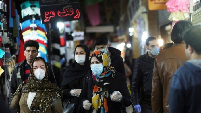 Власти Ирана отмечают постепенный спад распространения коронавируса.