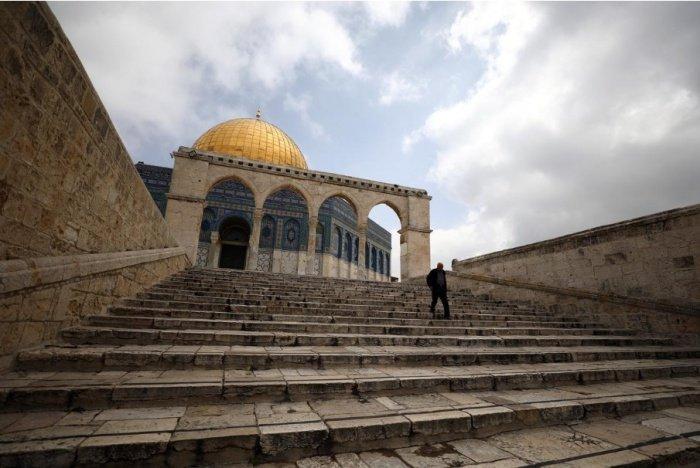 Мусульмане не смогут посетить Аль-Аксу в Рамадан.