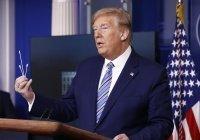 Трамп заявил о готовности помочь Ирану в борьбе с коронавирусом