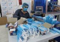 Узбекистан передал России 5 млн медицинских масок