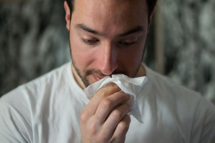 По словам Чучалина, врачей нужно срочно обучить, чтобы они различали аллергию и коронавирус
