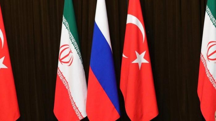 Россия, Иран и Турция обсудят сирийское урегулирование.