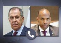 Россия и Сомали выступили за международное взаимодействие в борьбе с коронавирусом