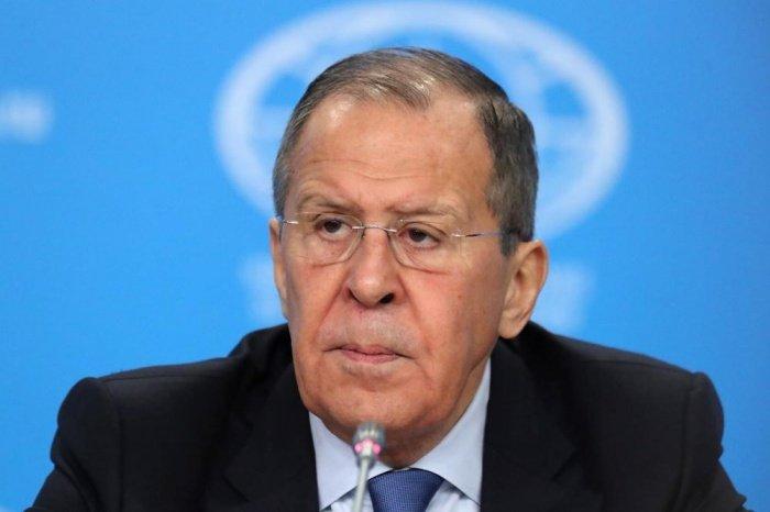 Глава МИД РФ призвал Запад к сотрудничеству в Центральной Азии.
