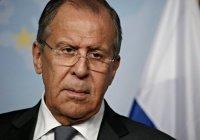 Лавров: нежелание ЕС обсуждать оружейное эмбарго в Ливии вызывает вопросы