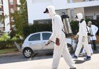 В Марокко число заразившихся коронавирусом перевалило за 3 тысячи