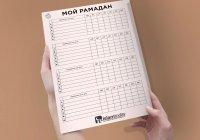 Чек-лист продуктивного Рамадана