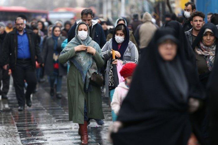 Минздрав Ирана сообщил новые данные по коронавирусу.