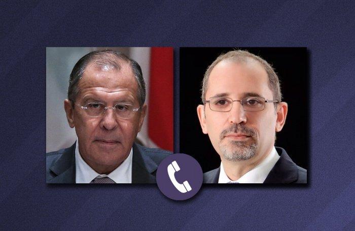 Лавров и Сафади обсудили международную проблематику.