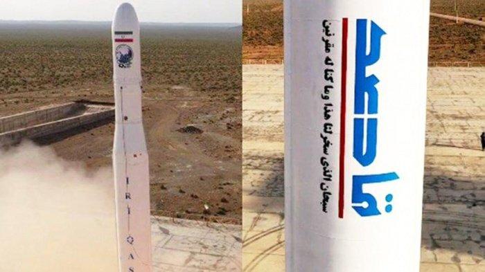 Спутник под названием «Нур» («Свет») выведен на орбиту.