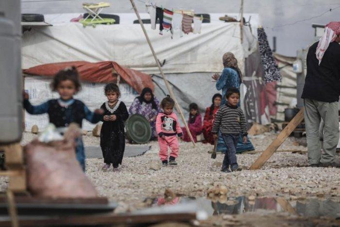 В лагере беженцев в Ливане выявили первый случай коронавируса.