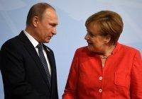 Путин и Меркель обсудили Сирию, Ливию и рынок нефти