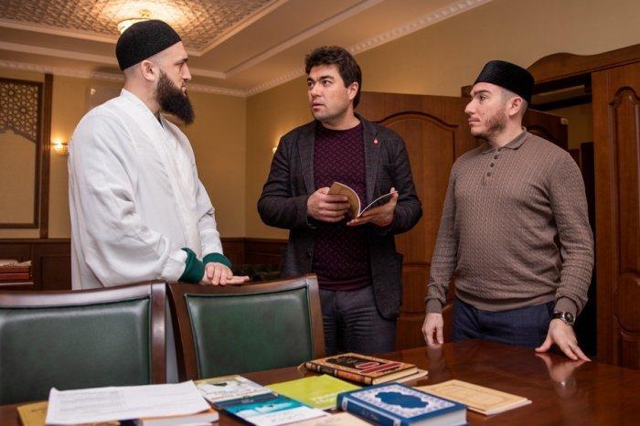 Камиль Самигуллин и Данияр Абдрахманов.