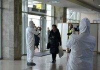 В Киргизии заявили о достижении пика заболеваемости коронавирусом